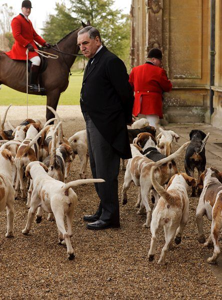 Downton men's hunting